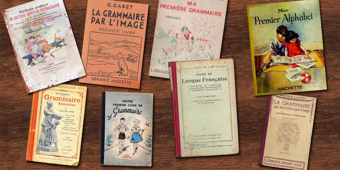 Bases pédagogiques de Grammaire classique