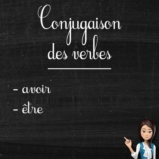Verbes «avoir» et «être»